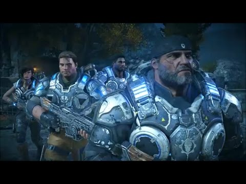 Gears of War 4 All Cutscenes