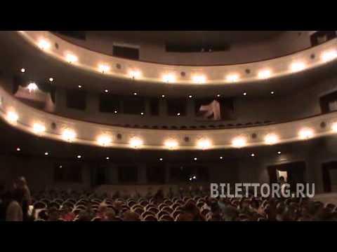 Филиал Малого театра схема зала, партер