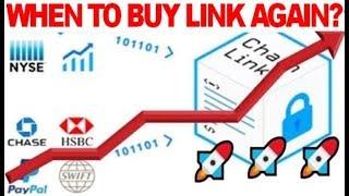 Chainlink (LINK) to BREAKOUT again? [BULL RUN 2019]