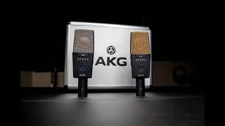 AKG C414 XLII vs XLS (RAP VOCAL DEMO)