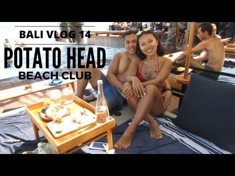 Bali Vlog 14: Potato Head BeachClub & Sky Garden nightclub