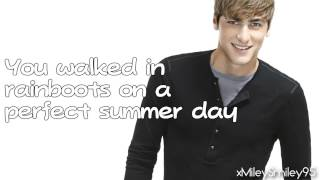 Kendall Schmidt - Cover Girl (with lyrics)