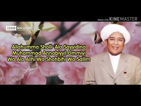 Sholawat Pembuka Hijab Whusul S Ai Kpd Alloh Dari Guru Sekumpul