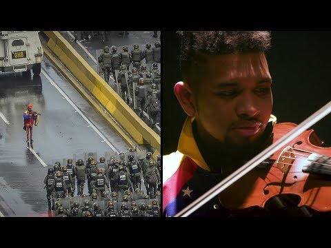Fighting Venezuela's Repression with My Violin | NYT - Opinion