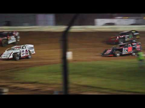 8/5/17 Part 3/4  ABC Raceway Modified Feature Jeff Spacek