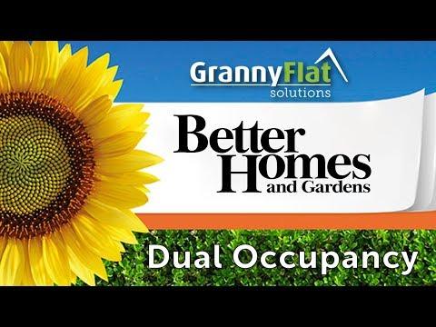 Dual Occupancy - GFS Better Homes & Gardens Feature 2017