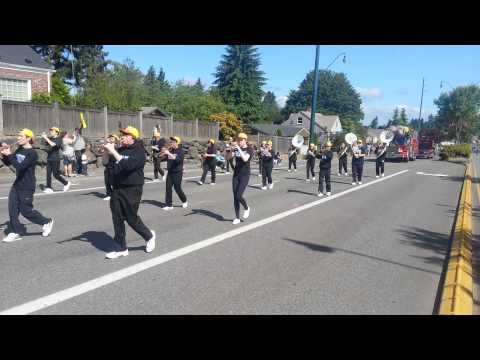 Curtis High School Marching Band