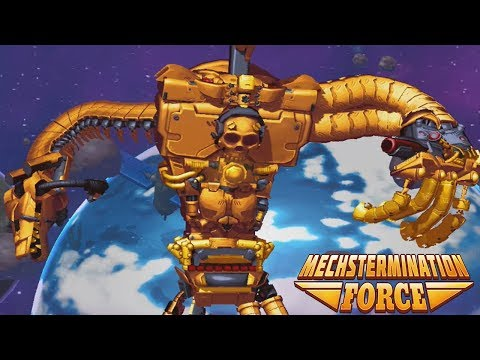 Mechstermination Force // All Bosses