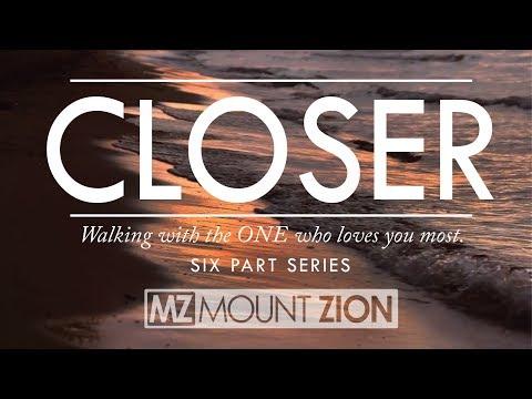 18 March 1100 - Closer: Evangelize - Guest Speaker: Scott Smith