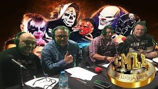 ¿AAA y su p3or narración? CMLL EN Televisa