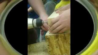 Mr. David Albert's Lakeview High School Woodshop Class 2011