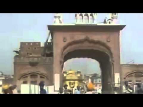 Sant Jarnail Singh Ji Khalsa Bhinderanwale Rare Video @ Golden Temple