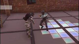 *NEW*FORTNITE SECRET DANCE FLOOR ROOM