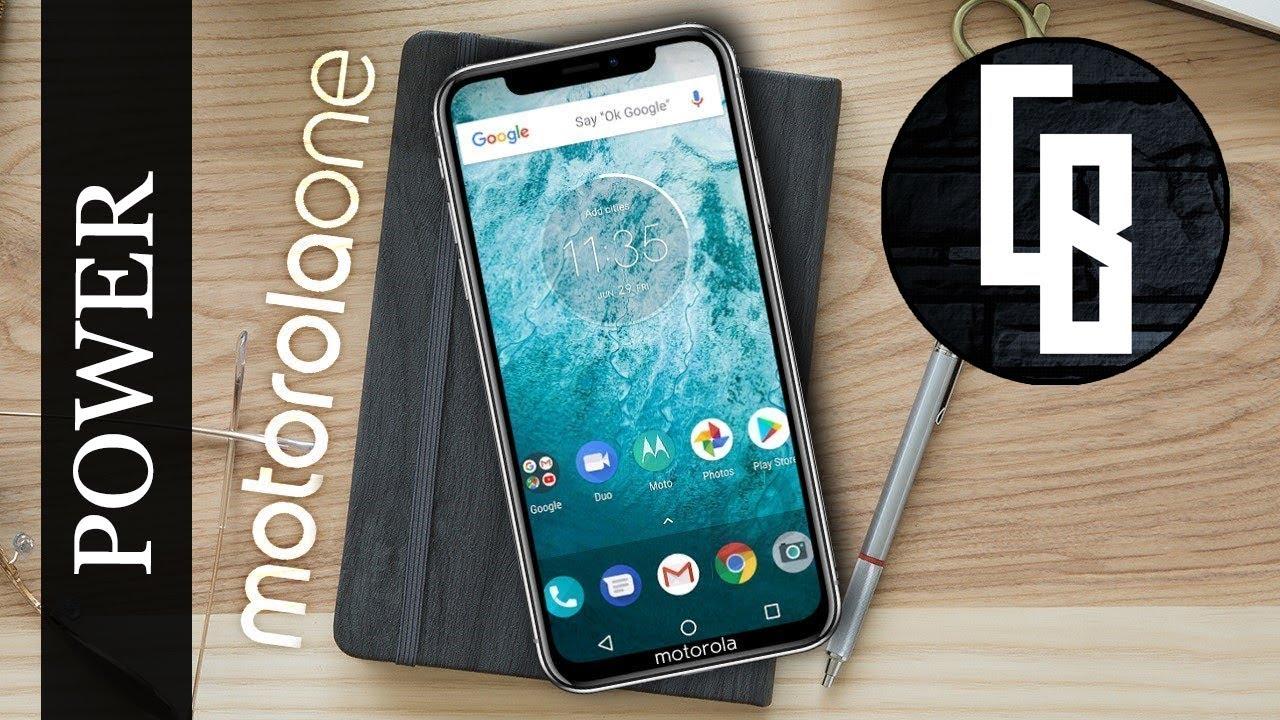 Brasil Motorola One Power 🔋 Informa 199 213 Es Antes Do