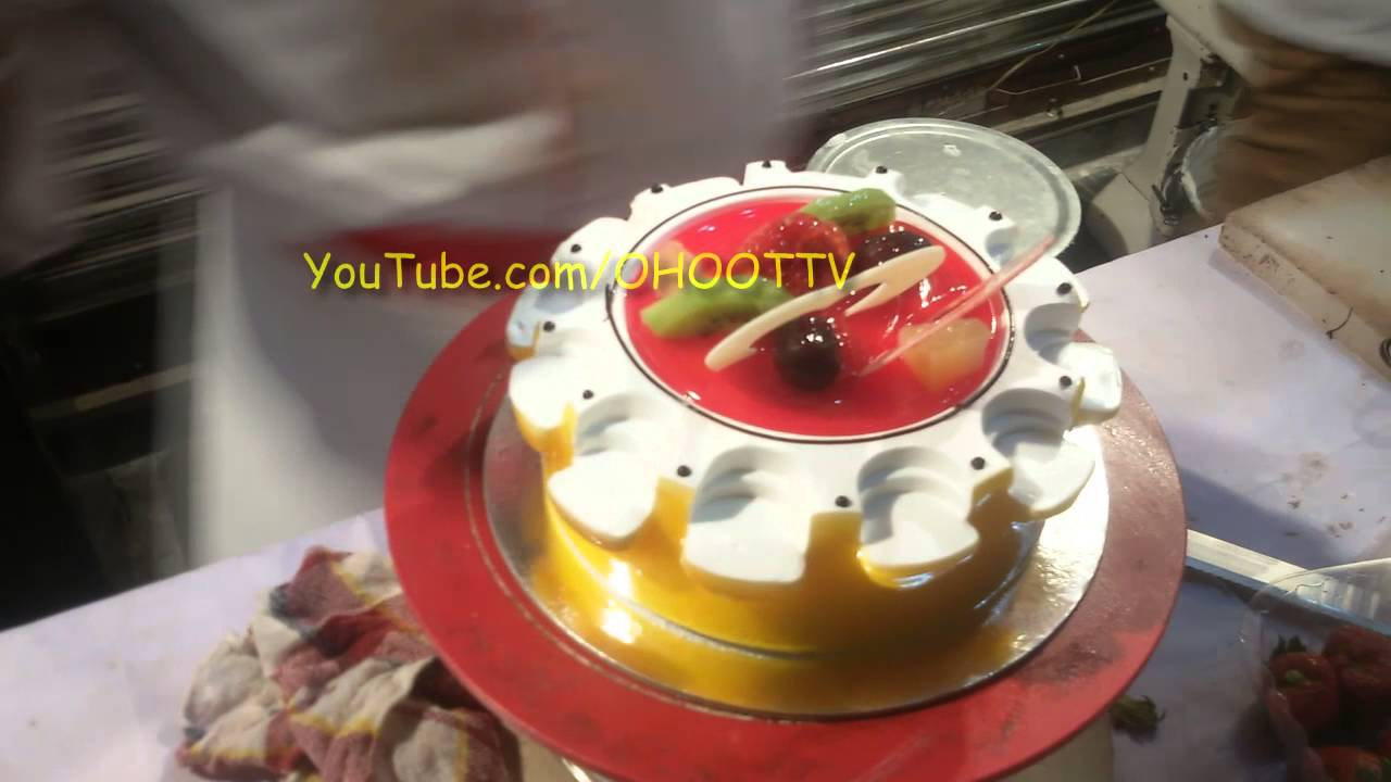 Microwave Rich Fruit Cake