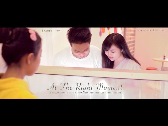At The Right Moment (Marshella Version)