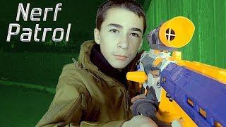 Nerf Patrol - Nighttime Battle