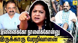 Sundharavalli Fiery Interview |Perarivalan Release