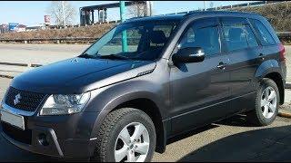 Выбираем б\у авто Suzuki Grand Vitara (бюджет 650-700тр)