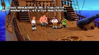 The Secret of Monkey Island - [Soluce - 032. Partie 2 : Le voyage]