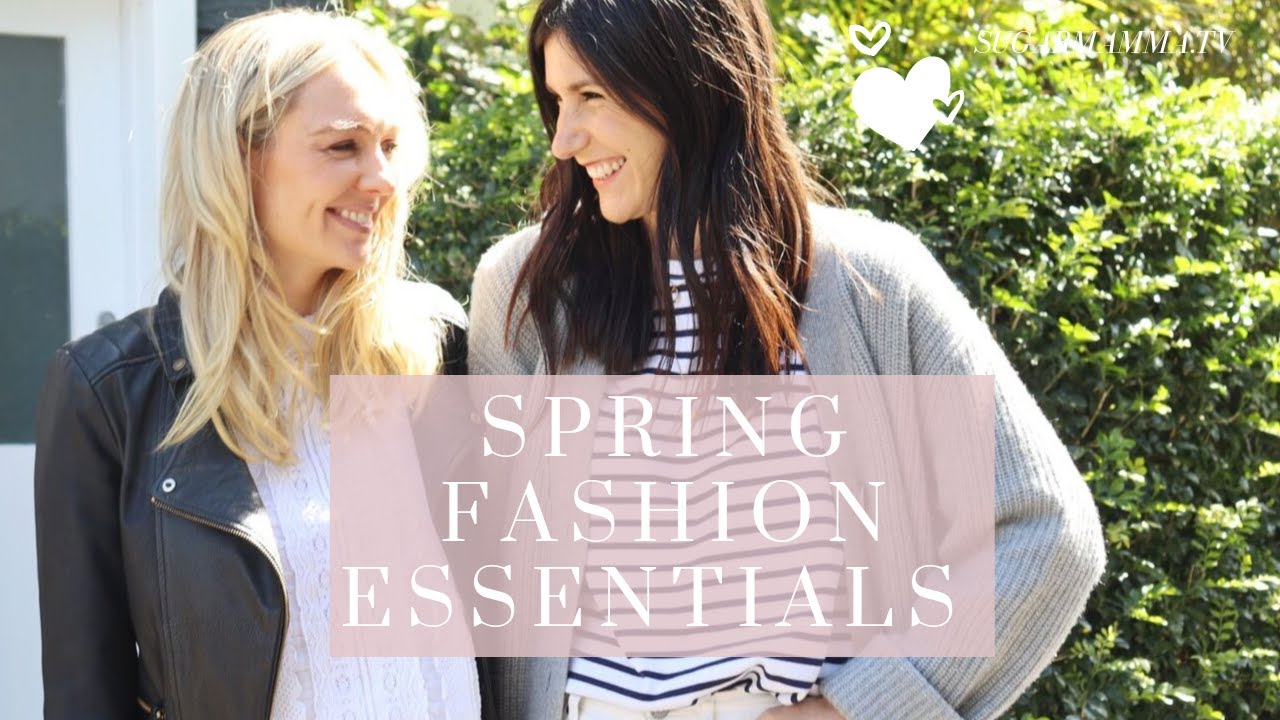 [VIDEO] - Capsule Wardrobe Spring Classics - collaboration with Mademoiselle 1