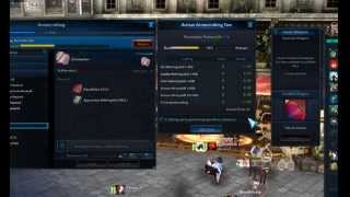 Repeat youtube video TERA ONLINE (ARTISAN) ARMORCRAFTING