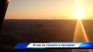 День воздушного флота в вертолетной авиации