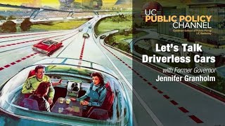 Are Robots Going to Hurt or Help? Let's Talk Driverless Cars with Jennifer Granholm