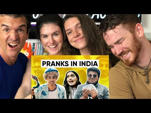Pranks In India | Why Pranks Don't Work In India | Jordindian REACTION!!