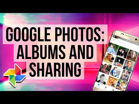 Sharing Pictures With Google Photos