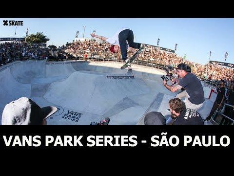 340a758672 Vans Park Series - São Paulo - YouTube