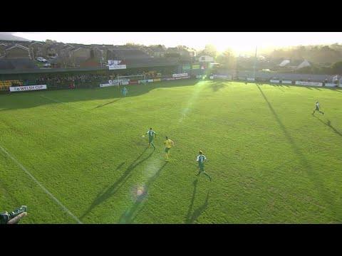 Caernarfon 2-0 Y Barri