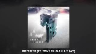 Canon ft. Tony Tillman & t.JAY - Different [Official Audio]