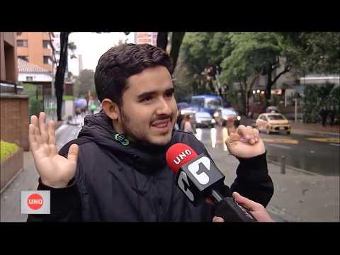 Líder De Los Estudiantes Dijo Que Con Falsas Noticias Se Está Promoviendo El Miedo A La Marcha