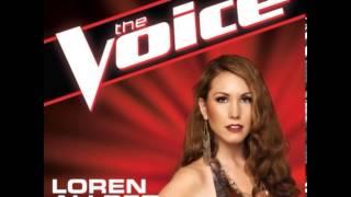 "Loren Allred: ""When Love Takes Over"" - The Voice (Studio Version) Video"