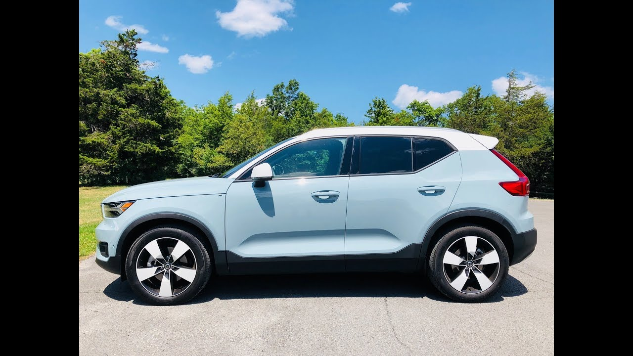 The All New 2019 Volvo Xc40 Pros Cons What You Need To Know
