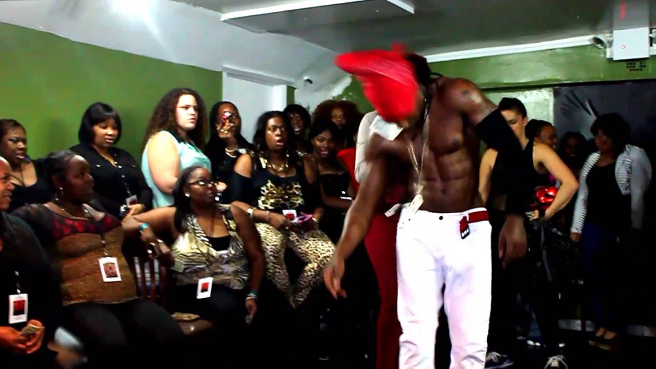 Video Of Male Strippers