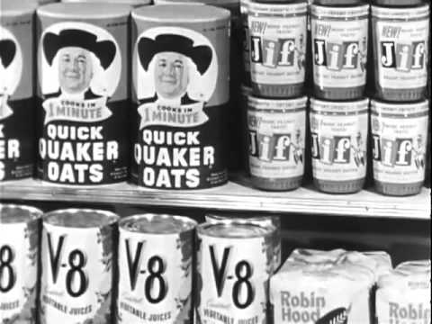 1950s Advertising Propaganda – ADVERTISING, WHAT IT'S DOING TO YOUR LIFE – Video