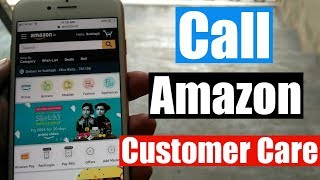 How To Call Amazon Customer Care Toll Free Number 2019 | Amazon Customer Care Service Number