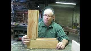 The Porch Company Screen Door Joinery