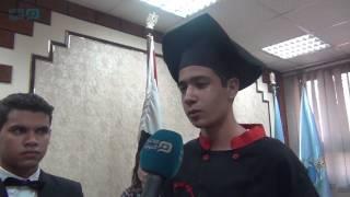 مصر العربية | طلاب مدرسة الشروق يشيدون بالتجربة اليابانية