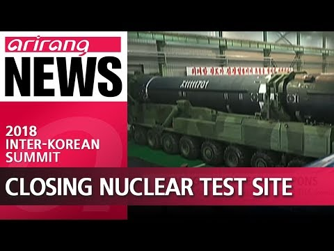 North Korea To Shut Down Nuclear Test Site, Unify Korean Time Zones