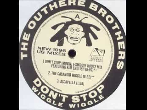 The Outhere Brothers Feat. Kim English - Don't Stop (Movin) (E-Smoove House Mix)