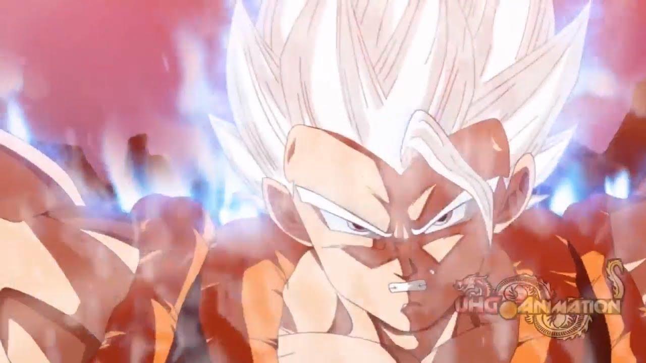 Bảy viên ngọc rồng siêu cấp tập 131 - Gogeta Mastered Ultra Instinct vs  Jire |Gió