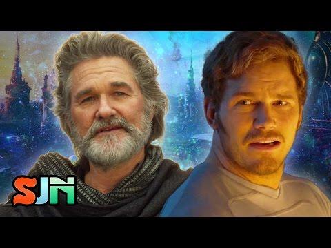 Guardians Of The Galaxy Vol. 2 Trailer Breakdown: BABY GROOOOOOOOT