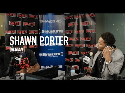 Shawn Porter Says He's Going for a KNOCKOUT of Keith Thurman