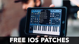 HOW TO DOWNLOAD OUR FREE iOS SOUND PATCH LIBRARIES!