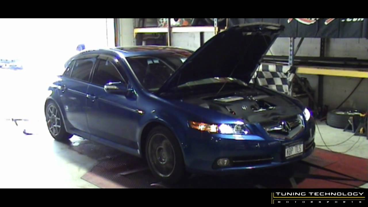 ttmotorsports 2008 acura tl type s modded dyno youtube. Black Bedroom Furniture Sets. Home Design Ideas