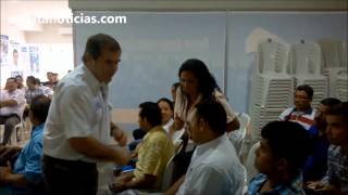 García-Herreros Gobernador 2016-2019: Saluda y habla con ediles en Casa Conservadora Cúcuta