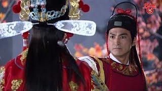 Tháo chạy khỏi công đường, Triển Chiêu liền lôi đầu Phò Mã trở vào   Tân Bao Thanh Thiên   Clip Hay